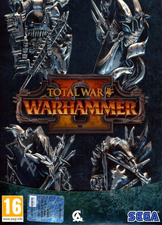 PC - Total War: Warhammer 2 - Limited Edition Fisico (Box) 785300128884 N. figura 1