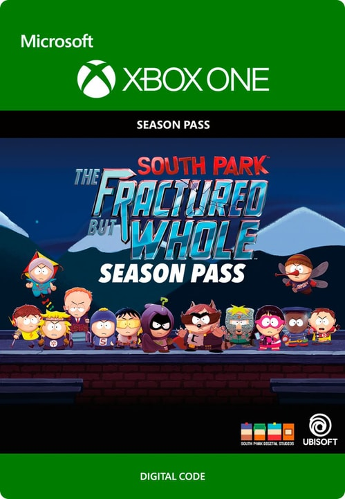 Xbox One - South Park: Fractured But Whole: Season pass Digital (ESD) 785300136402 Bild Nr. 1