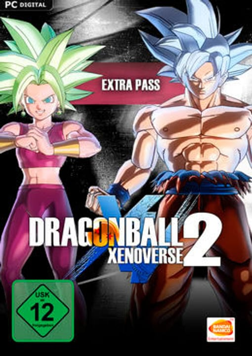 PC - Dragon Ball Xenoverse 2 - Extra Pass Download (ESD) 785300141336 N. figura 1