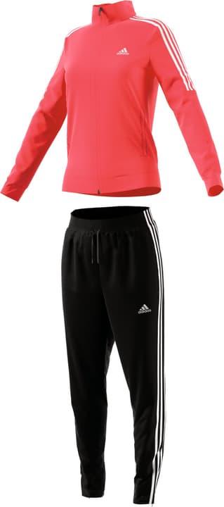 Tiro Tracksuit Survêtement pour femme Adidas 498665500557 Couleur corail Taille L Photo no. 1