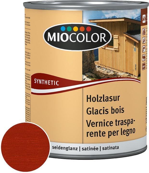 Vernice trasparente per legno Mogano 2.5 l Miocolor 661126600000 Colore Mogano Contenuto 2.5 l N. figura 1