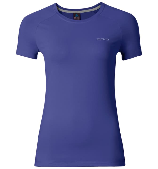 Sillian T-Shirt s/s crew neck T-shirt femmes Odlo 477069000545 Couleur violet Taille L Photo no. 1