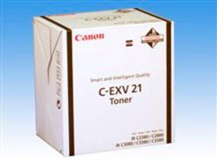 C-EXV21, nero Toner Canon 785300123899 N. figura 1