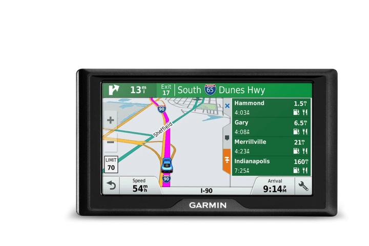 Drive 60 LMT EU noir GPS Auto Garmin 785300125489 Photo no. 1