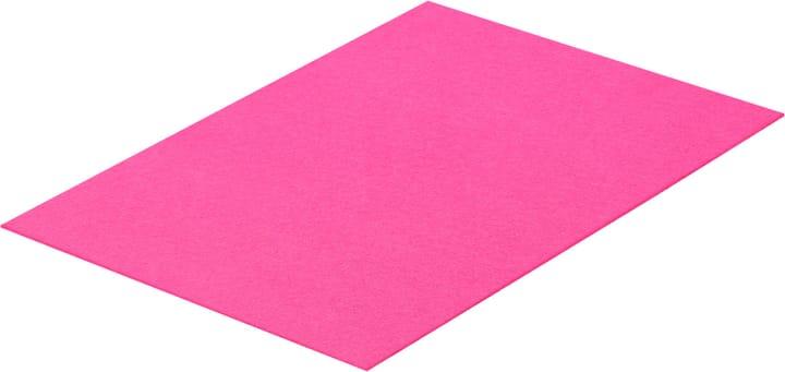 Fogli di feltro 20 x 30cm Art & Décor (Preba) 665702700000 Colore Rosa fucsia N. figura 1