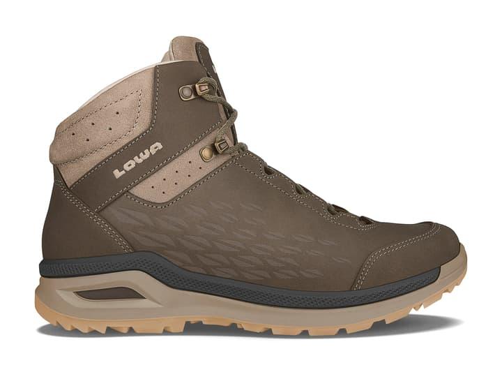 Strato Evo LL Qc Chaussures de randonnée pour femme Lowa 473306039080 Couleur gris Taille 39 Photo no. 1