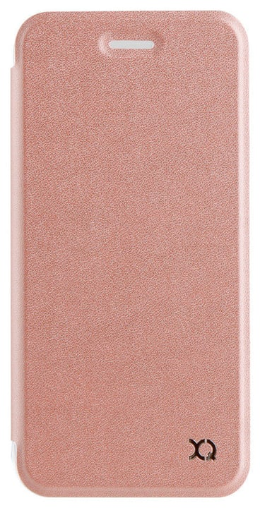 Flap Cover Adour for iPhone 7/8 oro rosa XQISIT 798065400000 N. figura 1