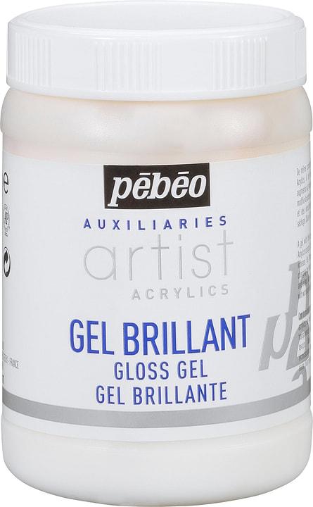 Gel acrilico lucido Pebeo 663405100000 N. figura 1