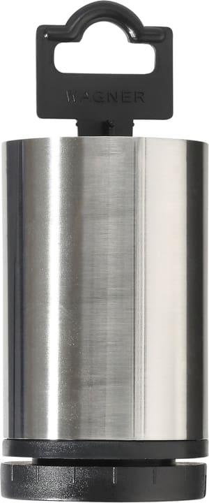Designfuss TENO Wagner System 605864800000 Farbe Chrom Höhe H. 100.0 mm Bild Nr. 1