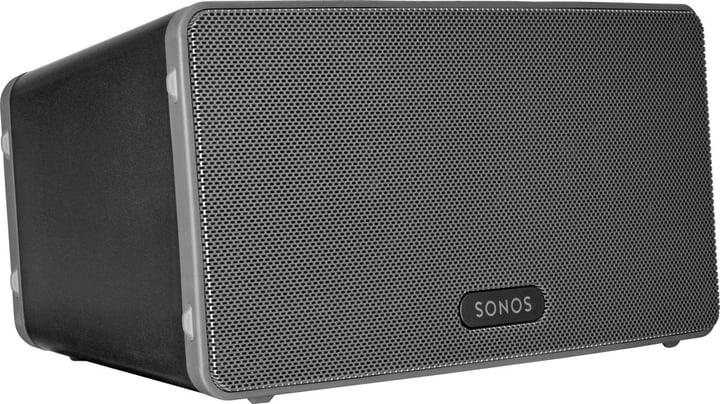 Play 3 - Noir Haut-parleur Multiroom Sonos 770517500000 Photo no. 1