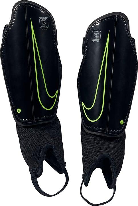 Charge Football Shin Guard Youth Protège-tibias pour enfant Nike 461908600320 Couleur noir Taille S Photo no. 1