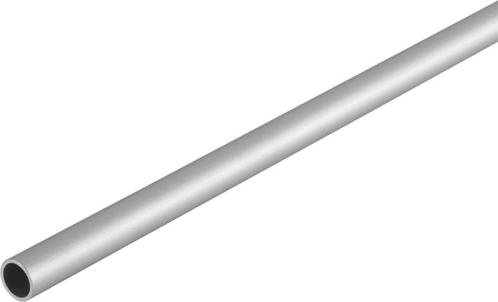 Rundrohr 1 x 10 mm silberfarben 2 m alfer 605038500000 Bild Nr. 1