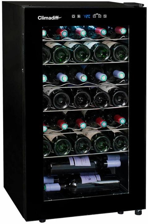 CLS34 Schwarz Weinkühlschrank Climadiff 785300144690 Bild Nr. 1