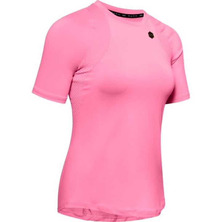 UA Rush Shirt pour femme Under Armour 468001500229 Couleur magenta Taille XS Photo no. 1