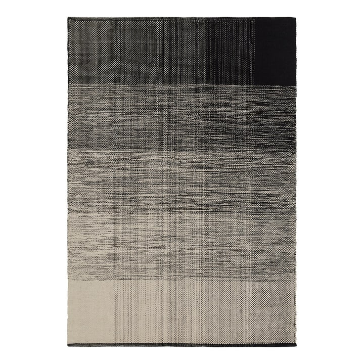 HAVIKA tapis 371085907019 Dimensions L: 70.0 cm x P: 140.0 cm Couleur Anthracite Photo no. 1