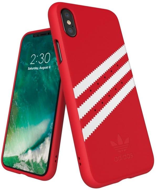 Basics Moulded Case rouge/blanc Coque Adidas Originals 785300139446 Photo no. 1