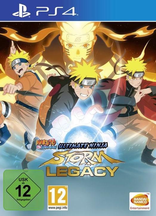 PS4 - Naruto Ultimate Ninja Storm - Legacy 785300122523 Photo no. 1