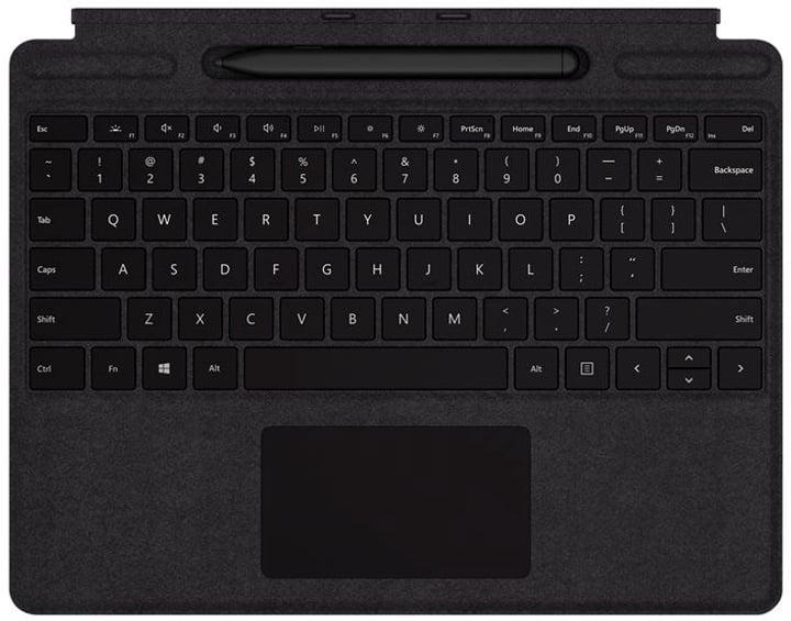 Surface Type Cover Pro X schwarz inkl. Pen Mit Stift ohne Tastatur Microsoft 785300149569 Bild Nr. 1
