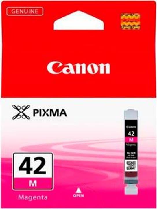 CLI-42  magenta Cartouche d'encre Canon 785300123967 Photo no. 1
