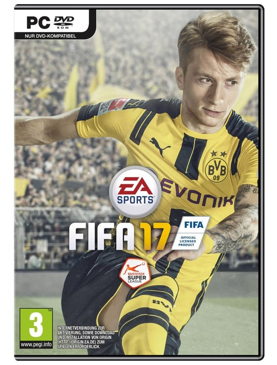 PC - FIFA 17 Box 785300121179 N. figura 1