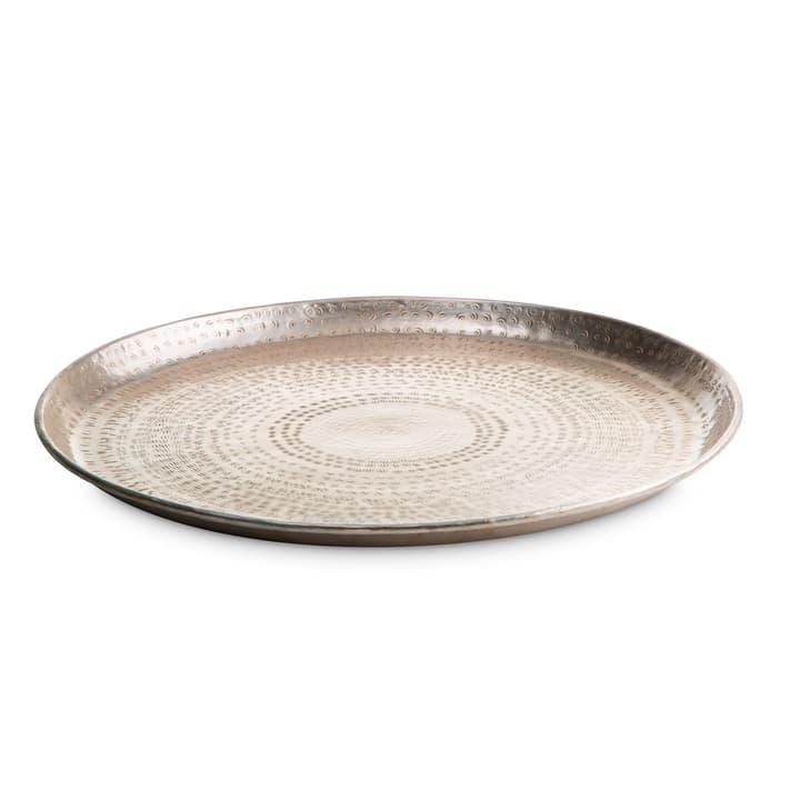 SAHEL plate déco 396051000000 Dimensions L: 52.0 cm x P: 52.0 cm x H: 3.0 cm Couleur Laiton antique Photo no. 1