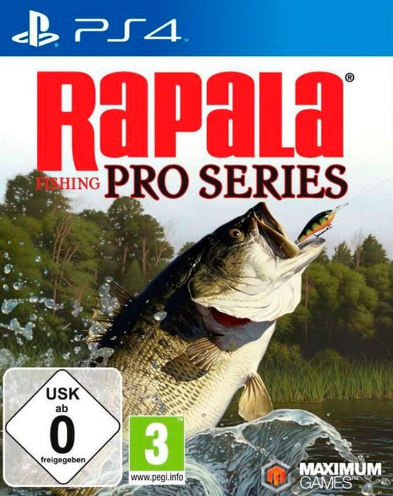 PS4 - Rapala Fishing Pro Series D Physisch (Box) 785300130305 Bild Nr. 1