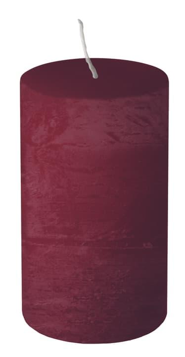 BAL Bougie cylindrique 440582901133 Couleur Bordeaux Dimensions H: 10.0 cm Photo no. 1