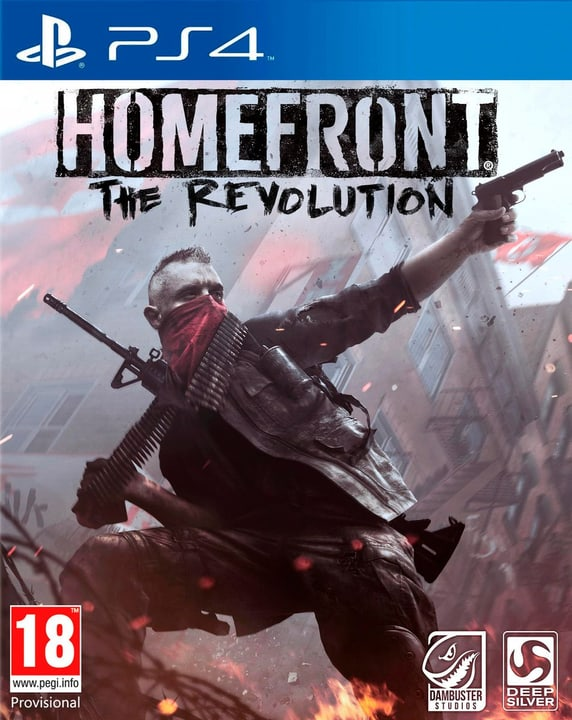 PS4 - Homefront: The Revolution Day One Edition 785300120874 Photo no. 1