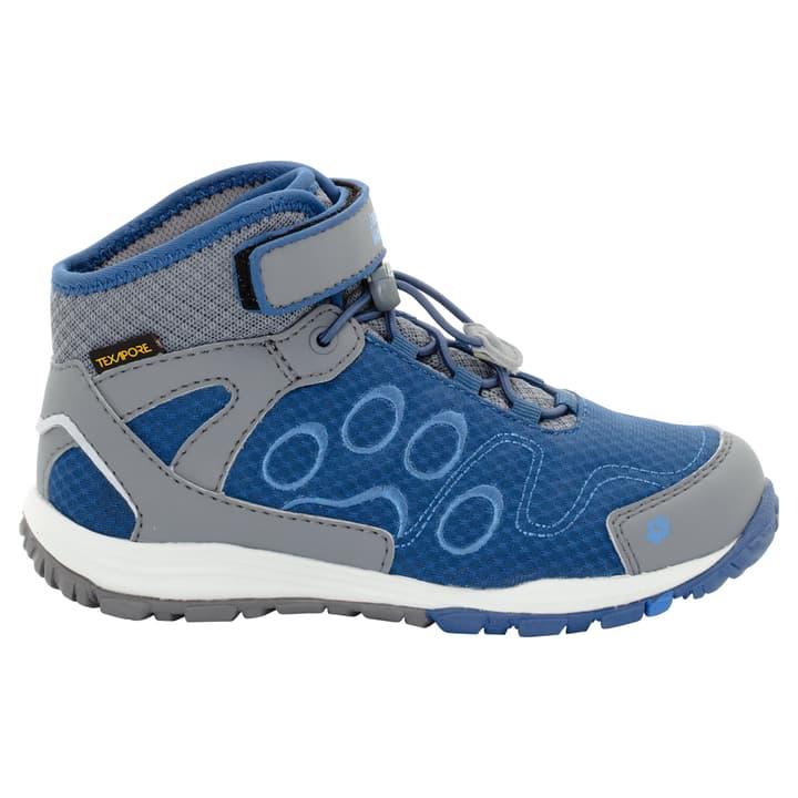 Portland Texapore Mid Chaussures de randonnée pour enfant Jack Wolfskin 460864234040 Couleur bleu Taille 34 Photo no. 1