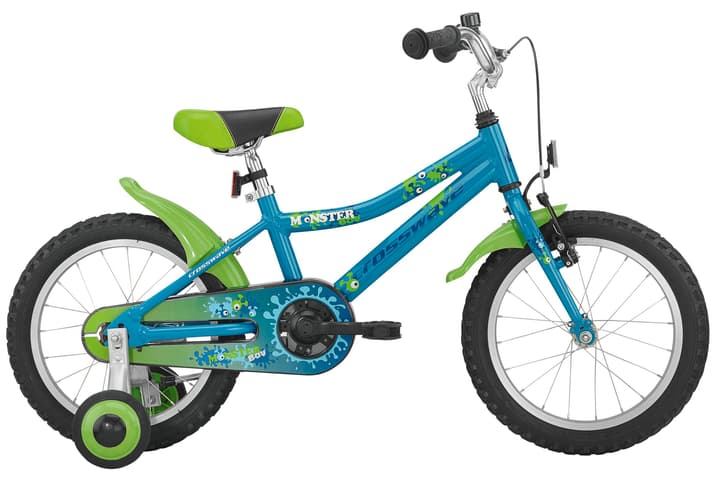 Monster Boy Kindervelo Crosswave 464800800000 Bild Nr. 1