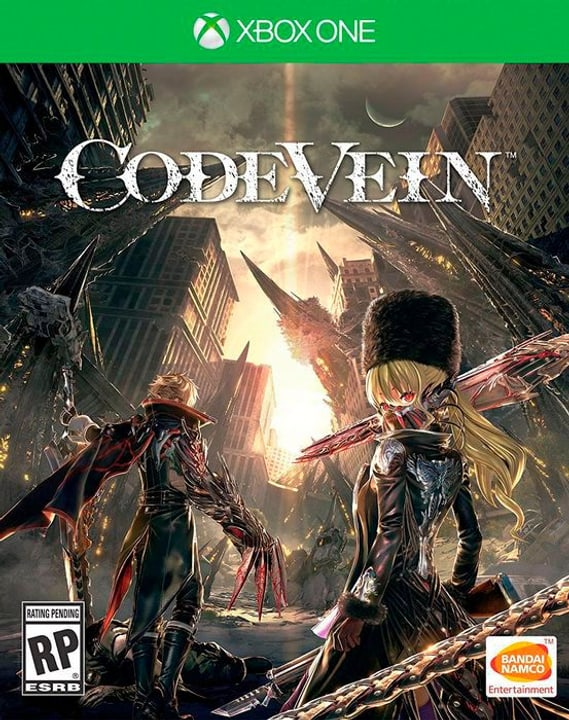 Code Vein (XONE) (D) 785300132126 Photo no. 1