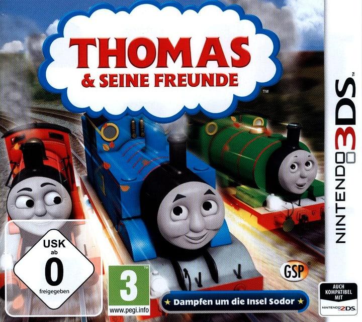 3DS - Thomas und seine Freunde 785300121941 Photo no. 1