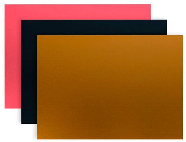 Papier de gaufrage Gravurpapier couleurs assorties Silhouette 785300141903 N. figura 1
