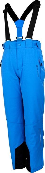Pantalon de ski pour fille Trevolution 466929512840 Couleur bleu Taille 128 Photo no. 1