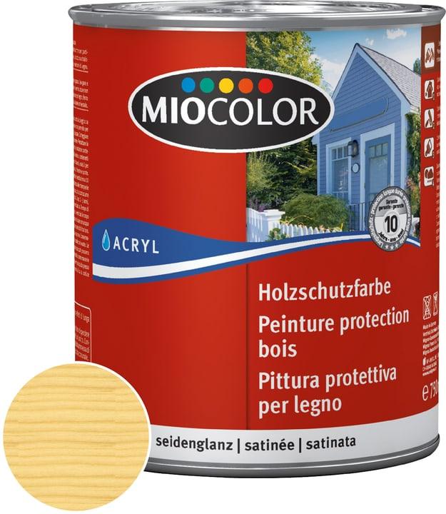 Acryl Vernice trasparente per legno Incolore 750 ml Miocolor 661119400000 Colore Incolore Contenuto 750.0 ml N. figura 1