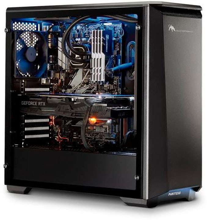 eSports RTX2080 TI R5 Desktop Joule Performance 785300142343 N. figura 1