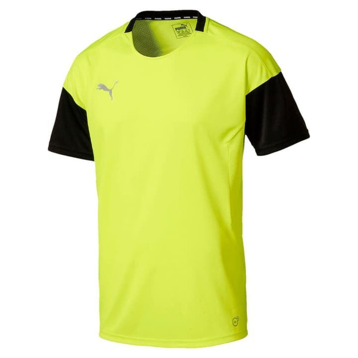ftbINXT Shirt Shirt de football pour homme Puma 498278500351 Couleur jaune claire Taille S Photo no. 1