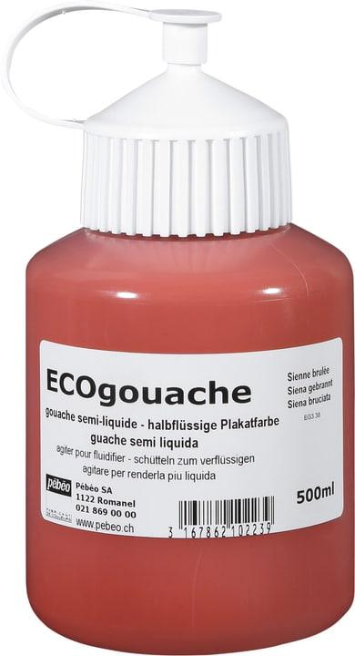 Pébéo Ecogouache sienne brulée Pebeo 663512022300 Photo no. 1