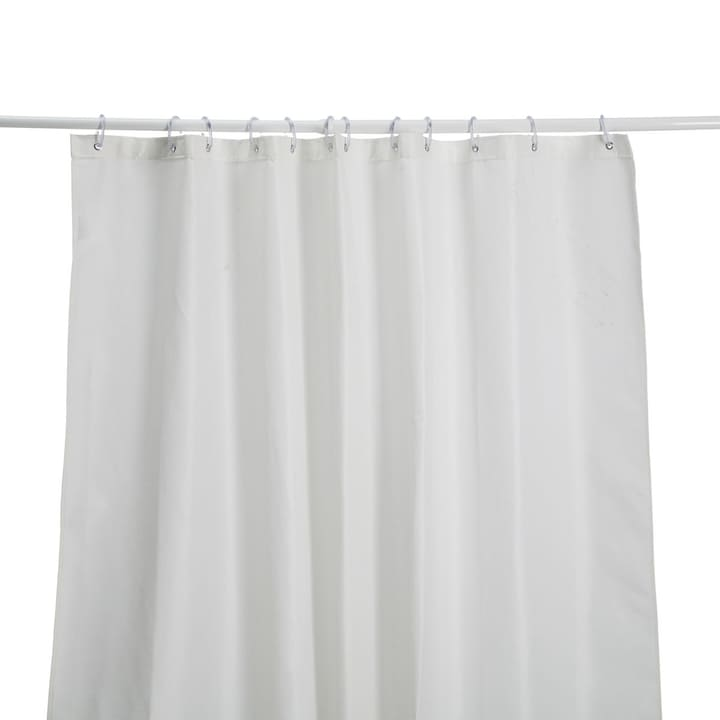 CANVAS Tenda da doccia 374090400000 Colore Bianco Dimensioni L: 180.0 cm x A: 200.0 cm N. figura 1