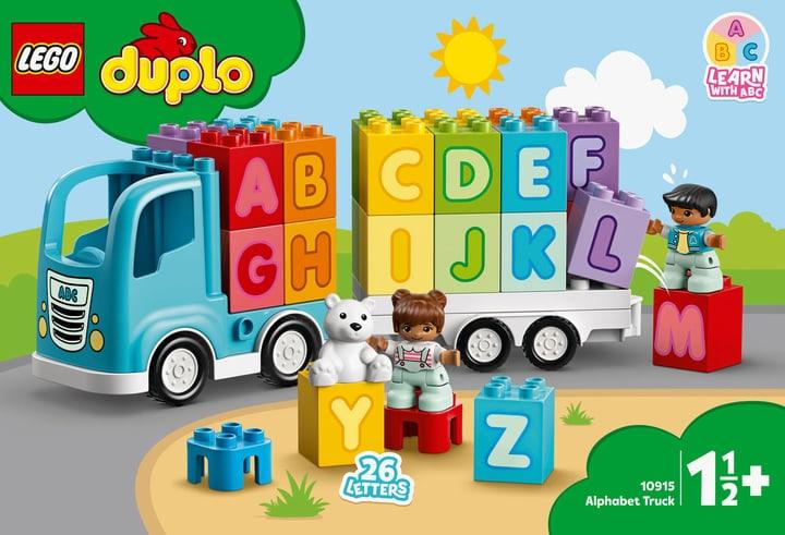 LEGO DUPLO 10915 Le camion des let 748731500000 Photo no. 1