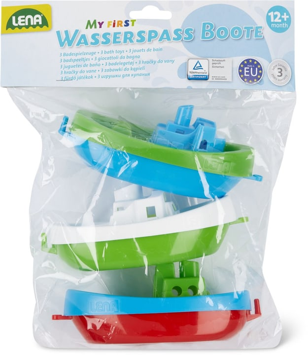 LENA Wasserspass Boot 745733700000 Photo no. 1
