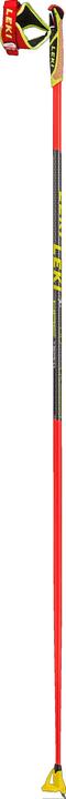 HRC team Bastoncino da sci di fondo Leki 494305018030 Colore rosso Lunghezza 180 N. figura 1