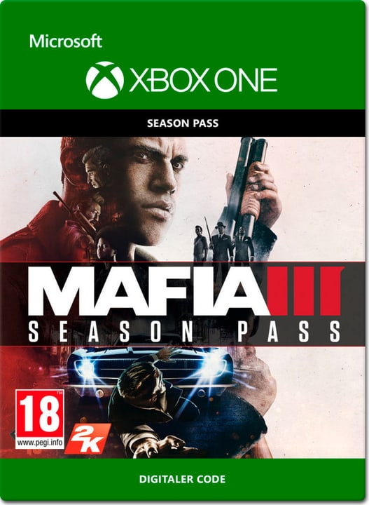 Xbox One - Mafia 3 Season Pass Digital (ESD) 785300137322 N. figura 1