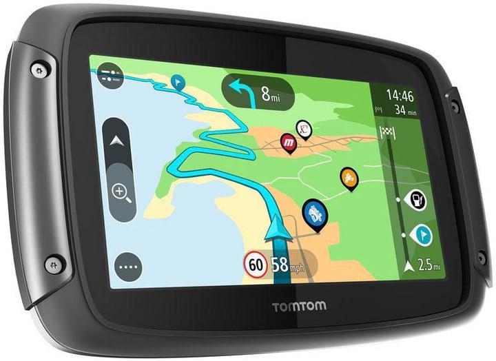 Rider 450 World Premium Pack Life nero Navigatore portatile TOMTOM 785300133174 N. figura 1