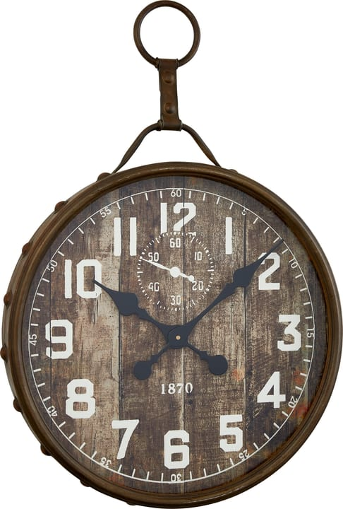 ISABELLA Horloge murale 433016300000 Photo no. 1