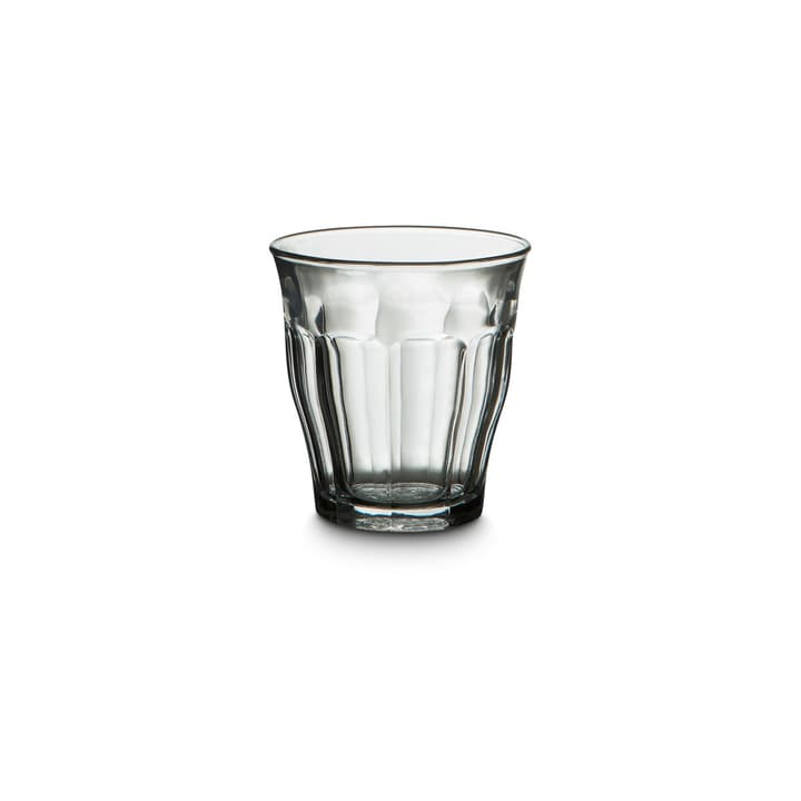 PICARDIE Bicchieri 9 cl. 393164200000 Dimensioni L: 6.3 cm x P: 6.3 cm x A: 7.0 cm Colore Trasparente N. figura 1