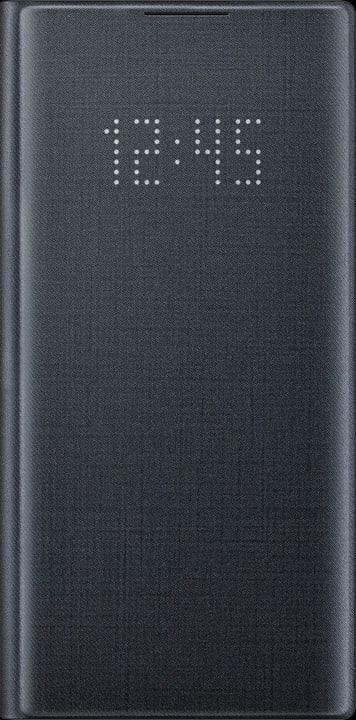 LED View Cover black Coque Samsung 785300146421 Photo no. 1