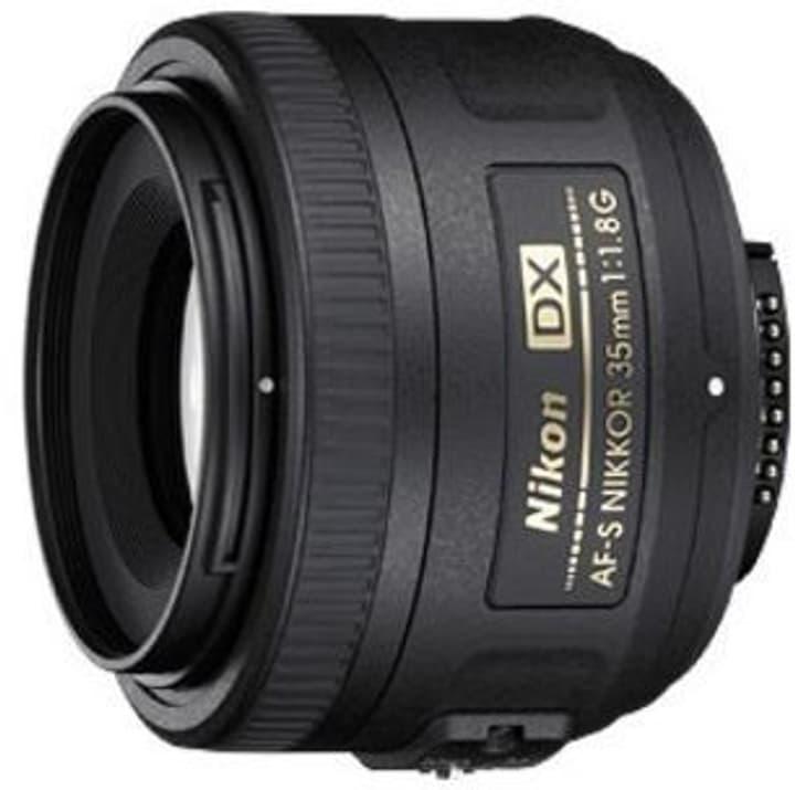 Nikkor AF-S DX 35mm f/1.8G Objektiv Objektiv Nikon 785300125532 Bild Nr. 1