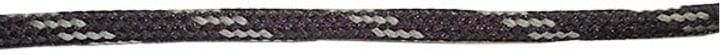 Mont.Mode 180cm s/grau Schuhbändel Bama 461600400000 Bild Nr. 1