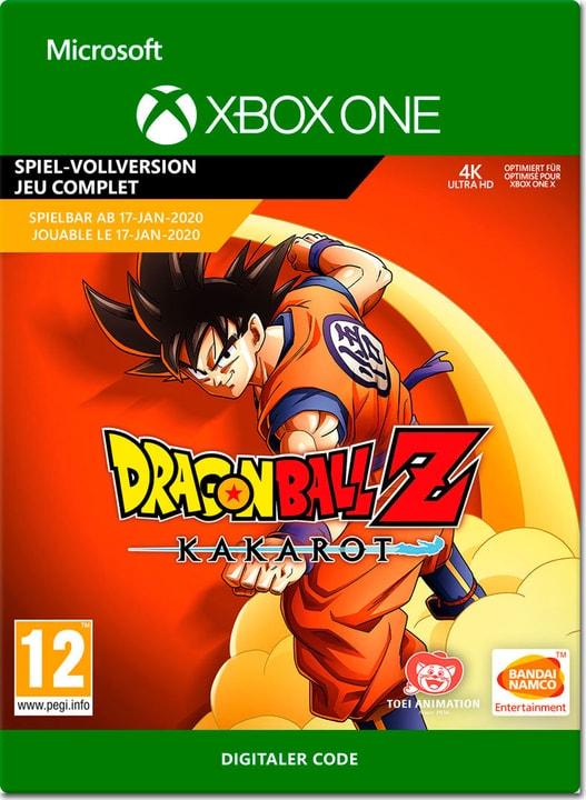 Act key/Xbox Dragon Ball Z: Kakarot Download (ESD) 785300150237 N. figura 1